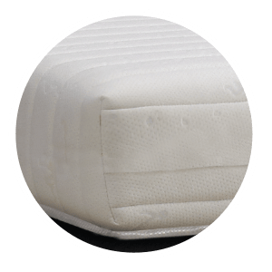Serta® Studio mattress cover was created with anti-allergic formula which can prevent the development of mites, fungus, and bacteria.