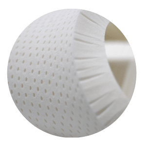 Talalay® Latex provides the perfect sleep surface because it responds naturally to your body's shape, providing proper alignment and ultimate comfort.